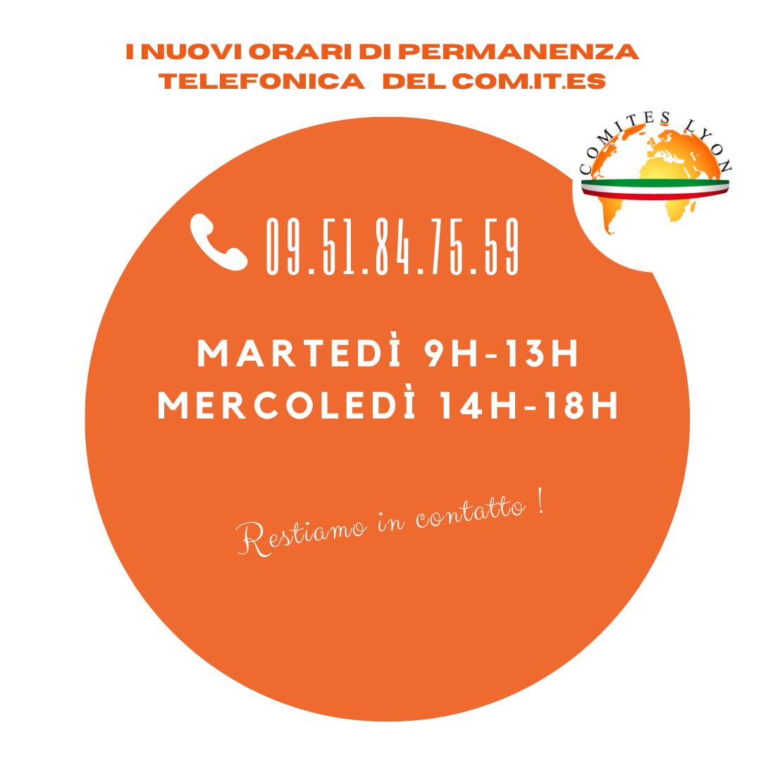 les horaires d'ouverture du comites de lyon mardi de 9 a 14 et mercredi de 13 a 18h