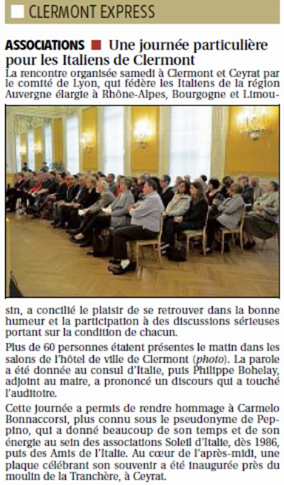 mairie clermont