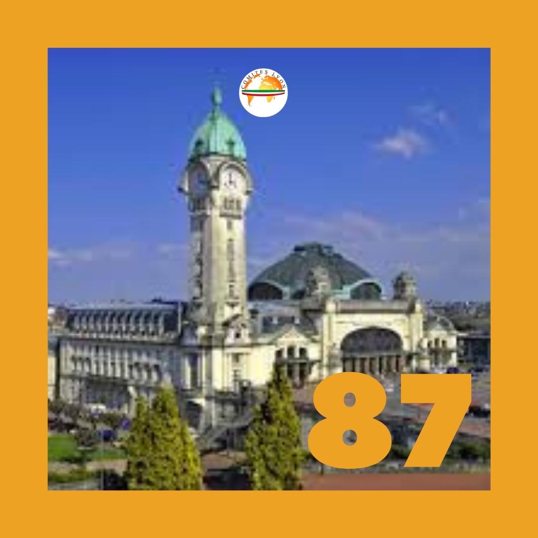 Attualità Haute Vienne 87 Comites Lyon