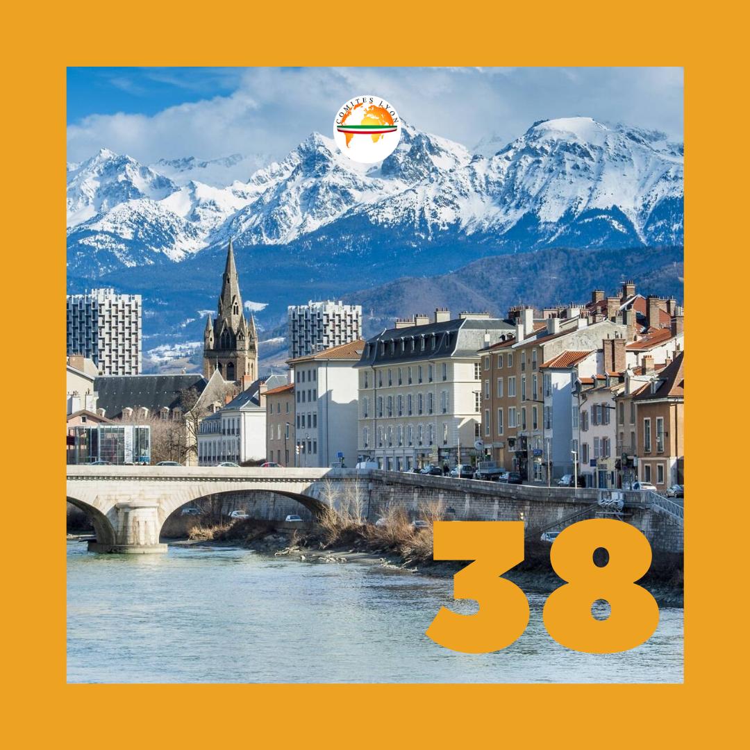 Attualità Isère 38 Comites Lyonn